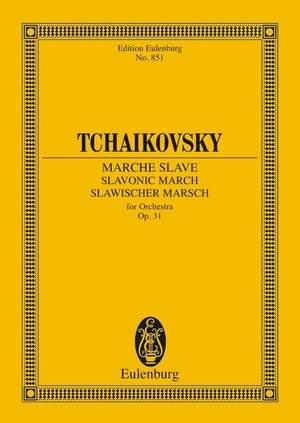 Tchaikovsky: Slavonic March op. 31 CW 42