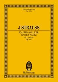 Johann Strauss II: Kaiser-Walzer op. 437
