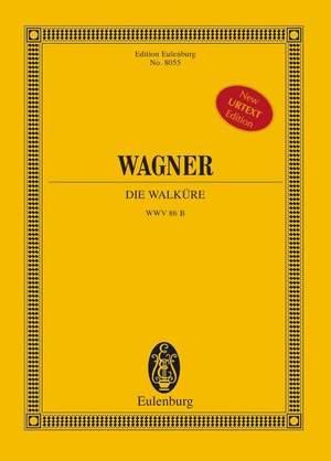 Wagner, R: Die Walküre WWV 86 B Product Image