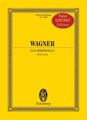Wagner, R: Das Rheingold WWV 86 A Product Image