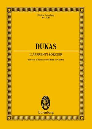 Dukas, P: The Sorcerer's Apprentice