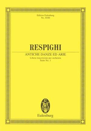 Respighi, O: Antiche Danze ed Arie