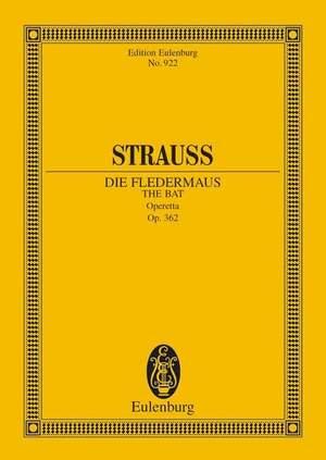 Johann Strauss II: Die Fledermaus op. 362
