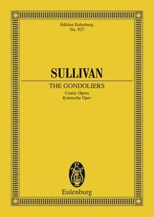 Sullivan, Arthur: The Gondoliers