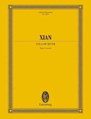 Xian, X: Yellow River
