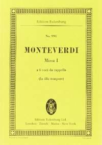 Monteverdi/Gombert: Messa No. I