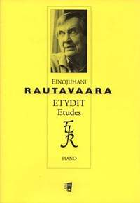 Rautavaara, E: Etudes op. 42