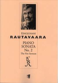 Rautavaara, E: Piano Sonata No. 2 op. 64