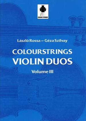 Colourstrings Violin Duos Vol3 Vol. III Product Image