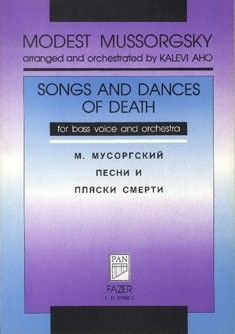 Moussorgsky, M: Songs and Dances of Death