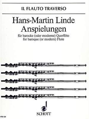 Linde, H: Anspielungen
