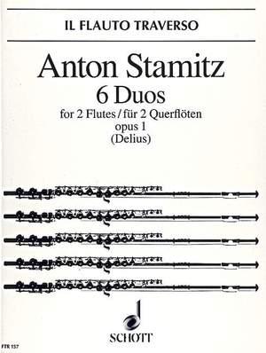 Stamitz, A: Six Duos op. 1