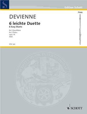 Devienne, F: Six Easy Duets op. 18