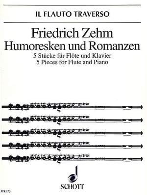 Zehm, F: Humoresken und Romanzen