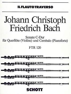 Bach, J C F: Sonata C major