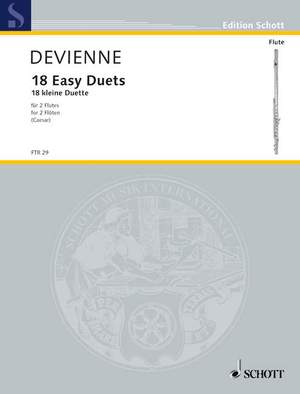 Devienne, F: 18 Easy Duets