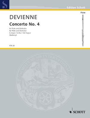 Devienne, F: Concerto No. 4 G major