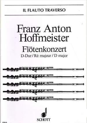 Hoffmeister, F A: Concerto D major