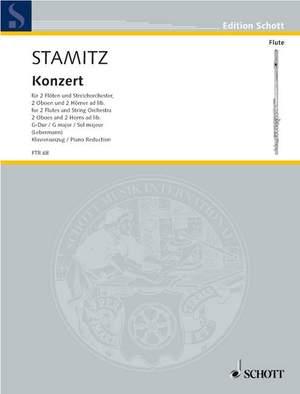 Stamitz, A: Concerto G major