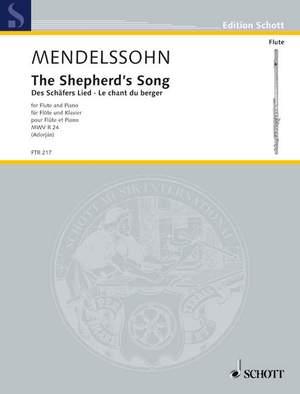 Mendelssohn: The Shepherd's Song MWV R 24
