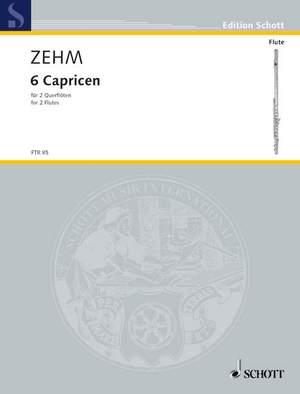 Zehm, F: Six Caprices