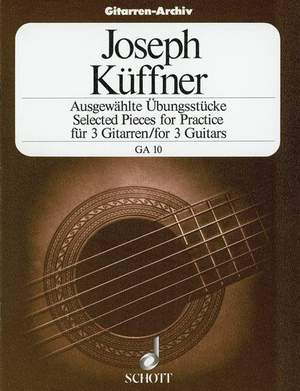 Kueffner, J: Selected Pieces for Practice