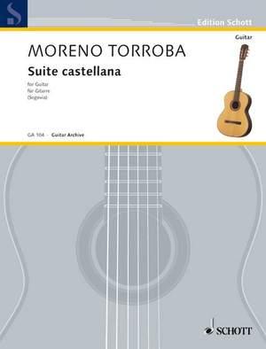 Moreno-Torroba, F: Suite castellana