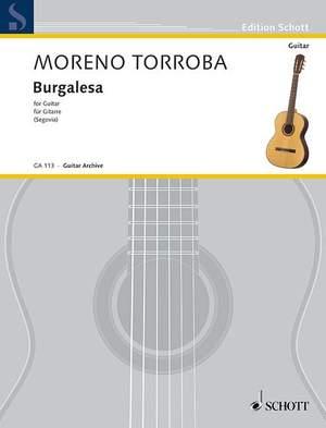 Moreno-Torroba, F: Burgalesa