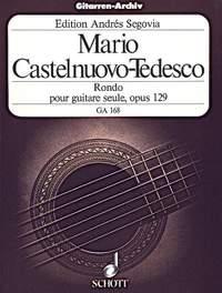 Castelnuovo-Tedesco, M: Rondo e minor op. 129