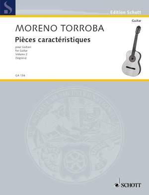 Moreno-Torroba, F: Pièces caractéristiques Vol. 2