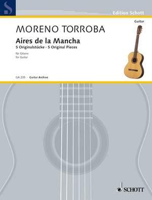 Moreno-Torroba, F: Aires de la Mancha