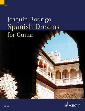Rodrigo, J: Spanish Dreams