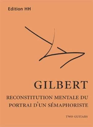 Gilbert, N: Reconstitution mentale du portrait d'un sémaphoriste