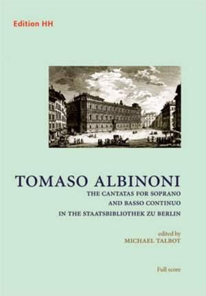 Albinoni, T: The Cantatas for Soprano and basso continuo
