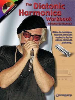 Bobby Joe Holman: The Diatonic Harmonica Workbook Product Image