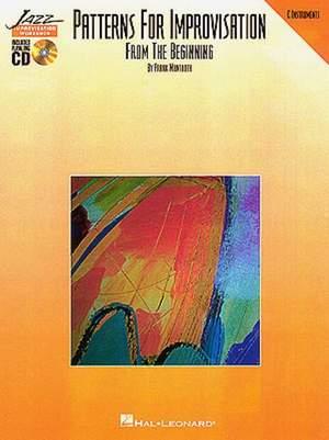 Mantooth, F: Patterns For Improvisation 1