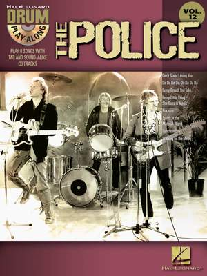 Police, The: The Police DPA12