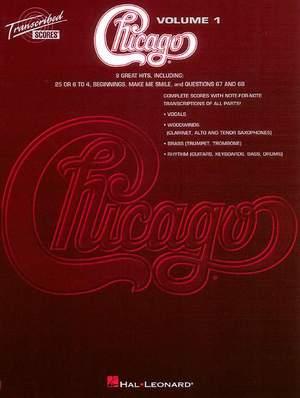 Chicago: Volume 1 Transcribed Scores
