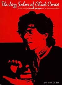 Sprague, Peter: Jazz Solos of Chick Corea, The