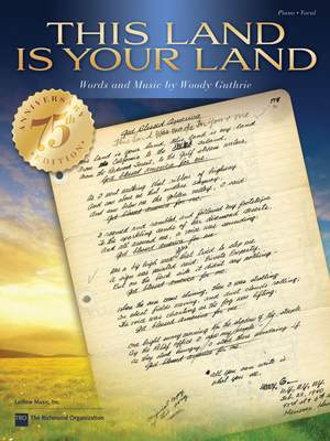 Guthrie, W: This Land Is Your Land
