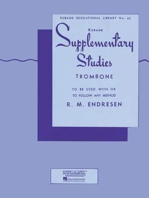 Endresen RM: Supplementary Studies Trombone