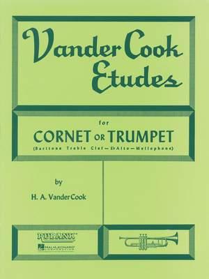 Vandercook H.A.: Vandercook Etudes Trumpet