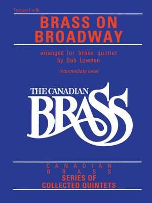 Canadian Brass: Brass On Broadway