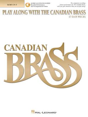 Canadian Brass: Play Along With The Canadian Brass