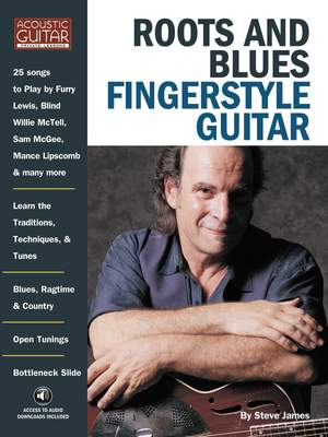Roots & Blues Fingerstyle Guitar