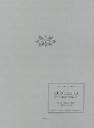 Haydn, J M: Flute Concerto