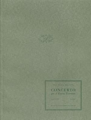 Haydn, Michael: Flute Concerto in D major