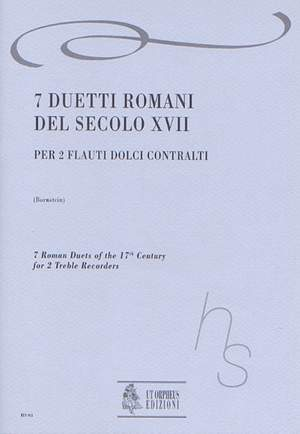 7 Roman Duets of the 17th century