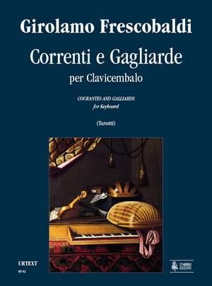 Frescobaldi, G: Courantes and Gaillards