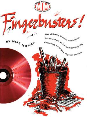 Mower, M: Fingerbusters Product Image